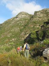 Photo: Splihaus Ridge ahead