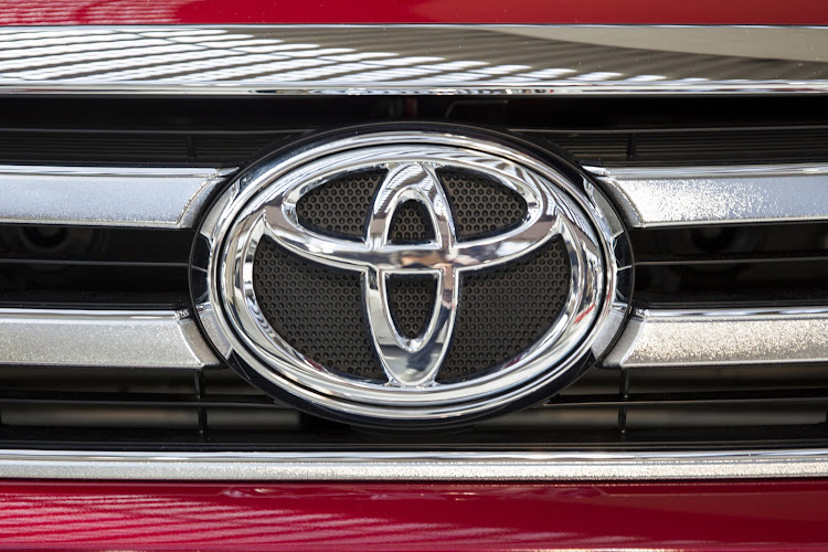 Toyota doubled its full-year operating profit forecast on Friday as car sales rebound in China.