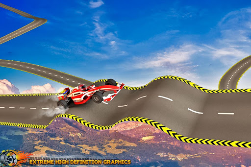 Formula Car Stunt  Race apkmr screenshots 18