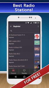 📻 Irak Radio FM & AM Live! screenshot 0