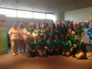 Photo: Southwest Airlines Health Expo May 15, 2013: Group Photo
