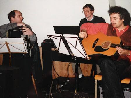 1995: Paljaske en al zijn meesters