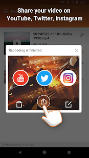Screen Recorder with Audio, Master Video Editor Screenshot