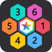 Hexagon 11 - Fun puzzle game