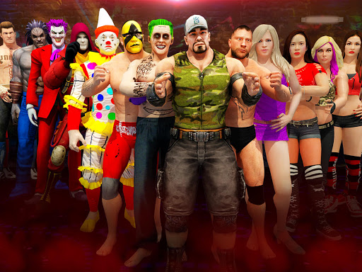 Pro Wrestling Battle 2019: Ultimate Fighting Mania  screenshots 10