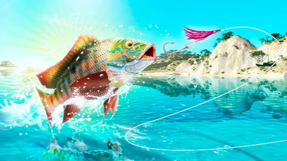 Free download full version ps game software the fishing for The fishing club 3d