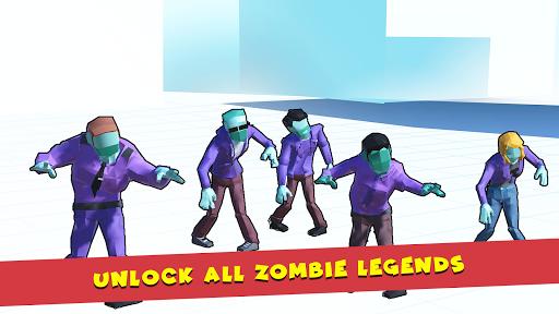 Zombie Hero: Battle Legends 1.2 screenshots hack proof 2
