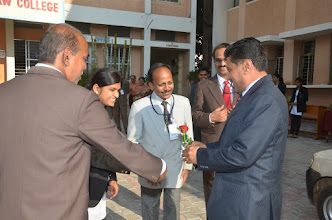 Photo: M K Nambyar Moot Court Competition march 13-15- 2015