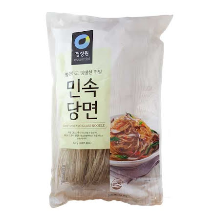 Sweet Potato Glass Noodle 300g CJW