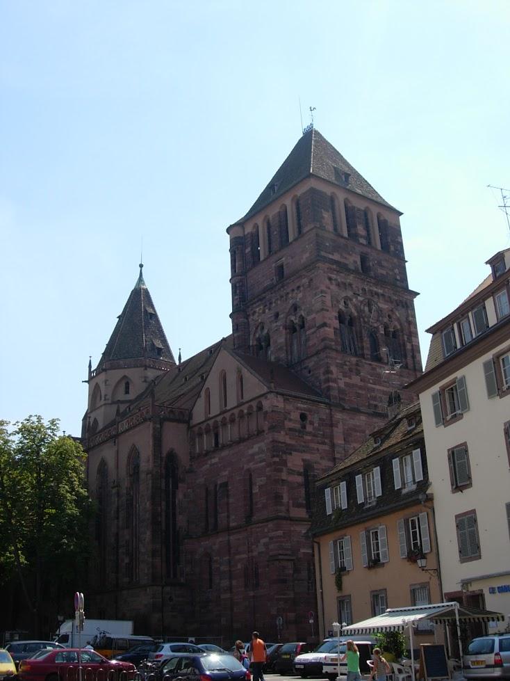 Eglise St-Thomas à Strasbourg