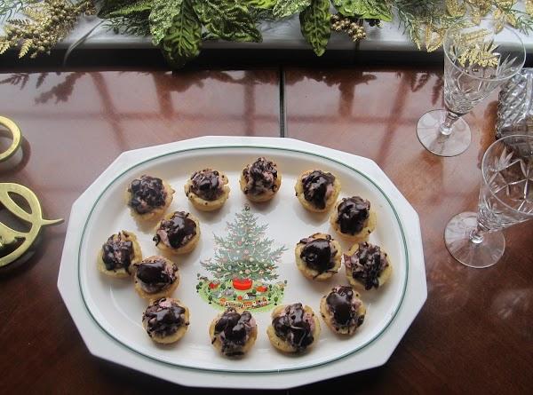Jamie's Black Forest Tarts Recipe