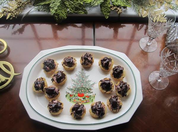 Jamie's Black Forest Tarts Recipe