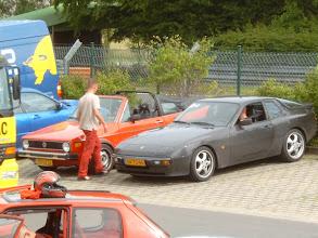 Photo: Op de parking van de Nordschleife.
