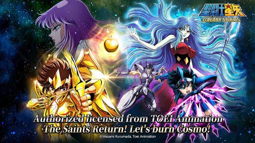 Saint Seiya: Galaxy Spirits (Crystal Battle)  captures d'écran 1