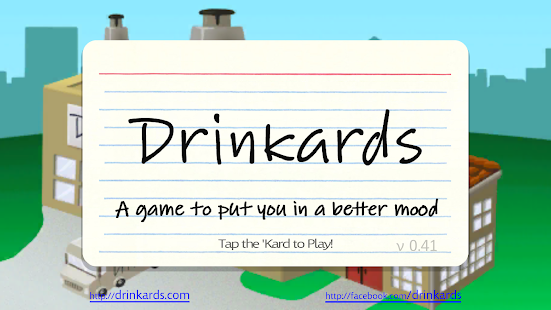 Drinkards - The Drinking Game- screenshot thumbnail