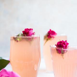 Rose Lemon Spritzer..