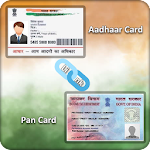 Link Aadhar Card with Pan Card Icon
