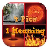 4 Pics 1 Meaning