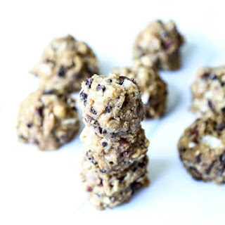 Chickpea Superfood Cookie Dough Balls