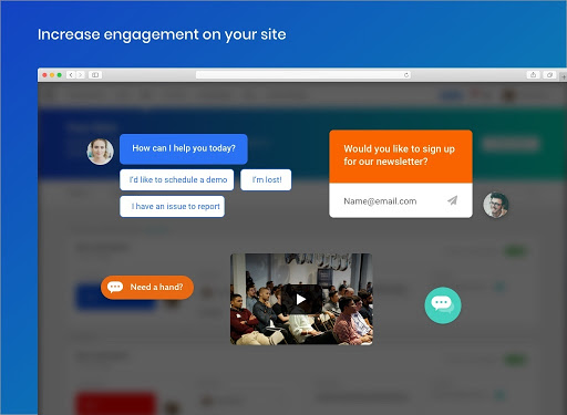 Drip and Continually Integration Screenshot