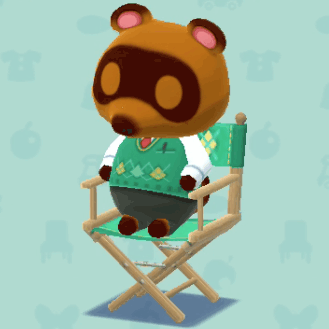 Tom Nook's chair
