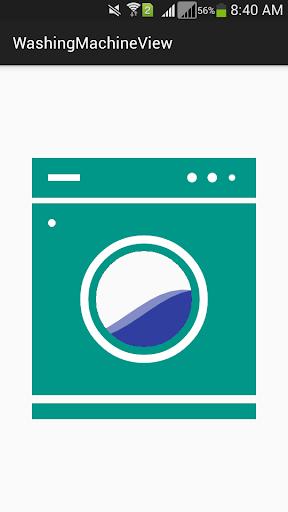 Washing Machine View