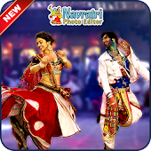 Navratri Photo Editor & Navratri Photo Frame