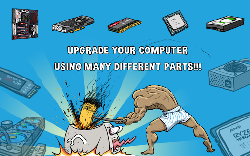 Code Triche Tap Tap Computer APK MOD screenshots 2