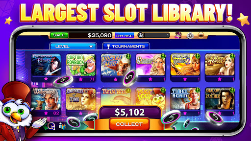 High 5 Casino: The Home of Fun & Free Vegas Slots  screenshots 2