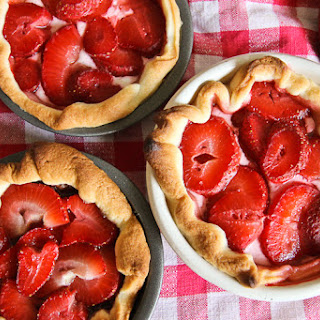 Sugar-free Strawberry Tart