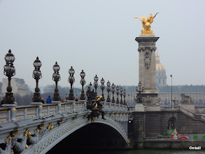 Photo: Most Alexandra III.