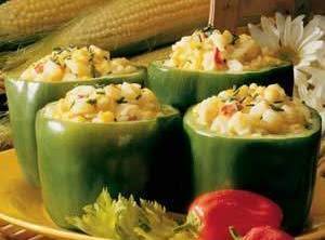 Corn-filled-peppers