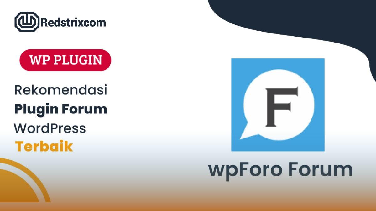 wpForo-forum-plugin