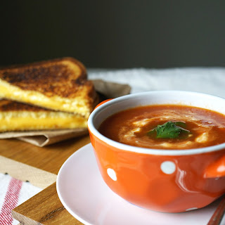 Spicy Tomato Soup.
