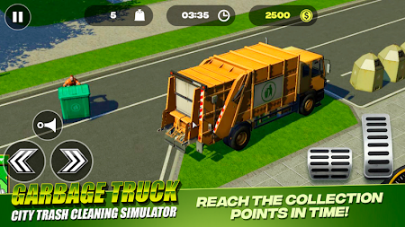 Garbage Truck - City Trash Cleaning Simulator 3.0 screenshot 2093522
