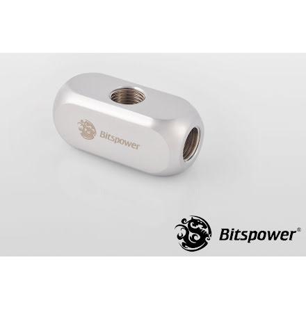 "Bitspower F-blokk, 1/4""BSPx5"