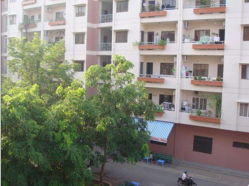 Căn hộ Đồng Diều quận 8 góc ngã tư Tạ Quang Bửu - Cao Lỗ