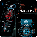 CMX - HUD X for KLWP icon