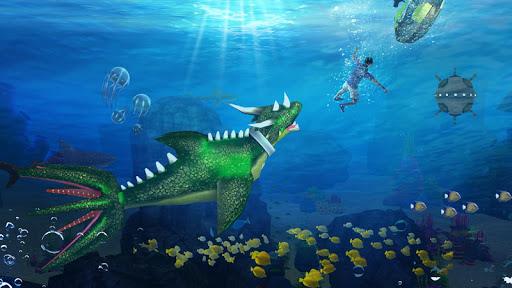 Shark Dragon Simulator 1.4 screenshots 1