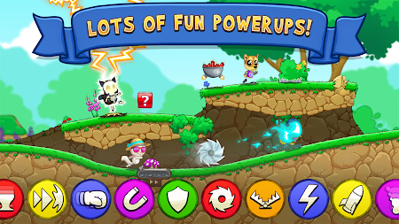 Fun Run 3 - Multiplayer Games APK screenshot thumbnail 1