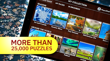 Epic Jigsaw Puzzles: Daily Puzzle Maker, Jigsaw HD