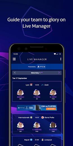 UEFA Champions League - Gaming Hub screenshots 7