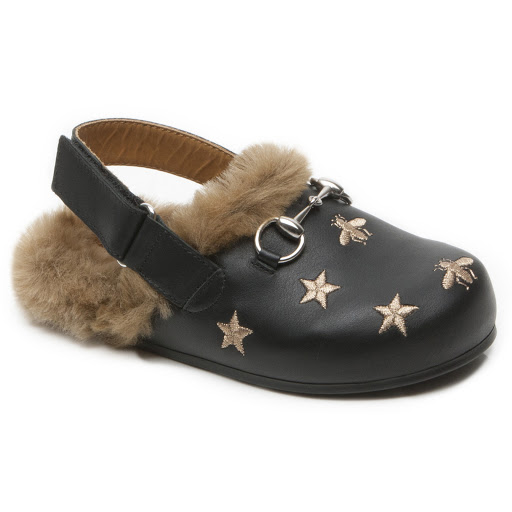 Primary image of Gucci Faux Fur Clog
