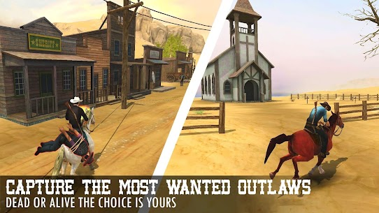 Guns and Spurs 2 MOD (Unlimited Purchases) 2