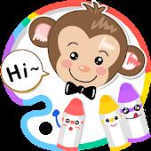 Junimong - niños de dibujo