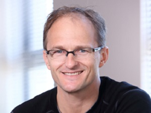 Pieter de Villiers, CEO and Co-Founder at Clickatell.