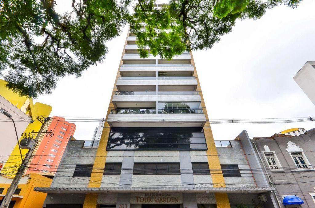 ST0018-ROM, Studio de 1 quarto, 30 m² à venda no Centro - Curitiba/PR