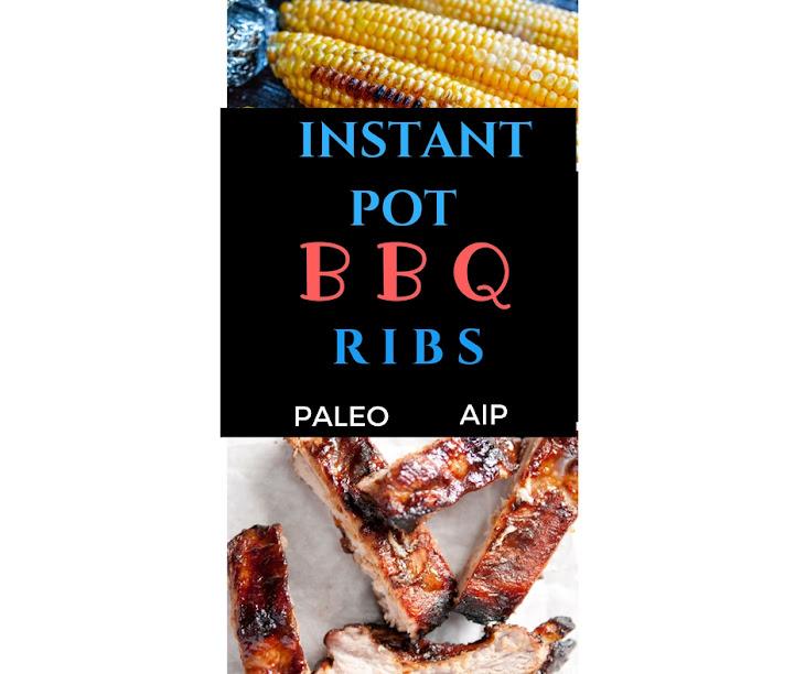 Instant Pot BBQ Pork Ribs