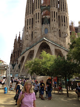 Photo: The cathedral was Gaudi's most ambitious work