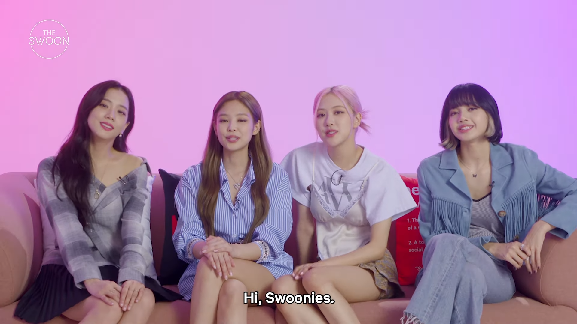BLACKPINK tells us what they really think of each other _ Who, Me_ [ENG SUB] 0-9 screenshot